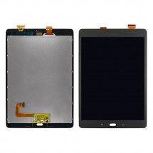 Pantalla LCD mas tactil color negro para Samsung Galaxy Tab A P550