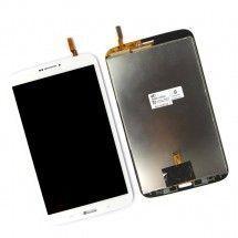 Pantalla LCD mas tactil color blanco para Samsung Galaxy Tab 3 T310