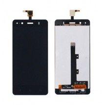 Pantalla LCD mas tactil color negro BQ Aquaris M4.5