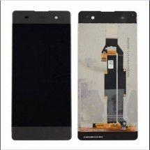 Pantalla LCD y Tactil color negro para Sony Xperia XA ref. F3112