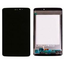 Pantalla LCD mas tactil color negro para LG G PAD V500