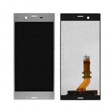 Pantalla LCD y tactil color blanco para Sony Xperia XZ