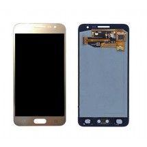 Pantalla LCD mas tactil color dorado Samsung Galaxy J3 J300