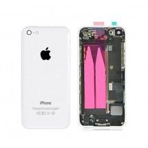 Chasis con componentes color blanco iPhone 5C