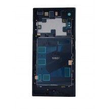 Carcasa trasera color azul con lente para Sony Xperia XZ