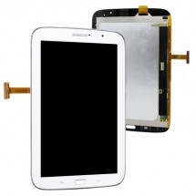 "Pantalla LCD mas tactil color blanco para Samsung Galaxy Note N5100 N5110 8"" 3G"