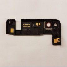 Carcasa trasera metalica superior color negro para Zte - Nubia Z5S (SWAP)