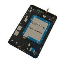 """Pantalla LCD mas tactil con marco color negro para Samsung Galaxy Tab A 8"""" T355"""