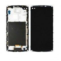 Pantalla completa con marco Color negro para LG V10 H960