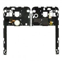 Carcasa trasera con boton blanco para LG Nexus 5x