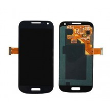 Pantalla LCD mas tactil color negro Samsung Galaxy S4 mini i9195