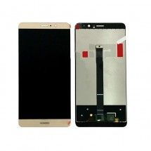 Pantalla LCD mas tactil color dorado Huawei Mate 9