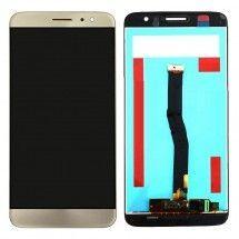 Pantalla LCD y tactil color Dorado para Huawei Nova Plus