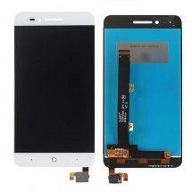 Pantalla LCD y tactil color blanco para ZTE Blade A610