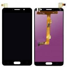 Pantalla LCD y Tactil color negro para Alcatel Pop 4S OT5095