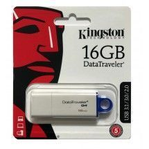 PenDrive Kingston DTIG4/8GB Technology DataTraveler G4 16 GB USB 3.1/2.0