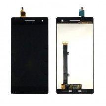 Pantalla LCD y tactil color negro para Lenovo Phab 2 Pro