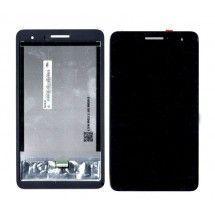 Pantalla LCD mas tactil color negro para Huawei MediaPad T1-701