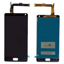 Pantalla LCD y tactil color negro para Lenovo Vibe P1