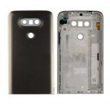 Tapa trasera color negro para LG G5