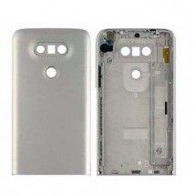 Tapa trasera color silver para LG G5