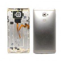 Tapa trasera color Silver para Huawei Mate S