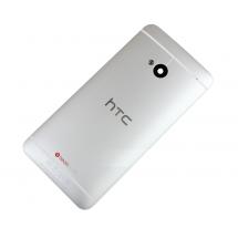 Tapa trasera con lente color blanco para HTC One M7