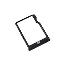 Porta Tarjeta MicroSD color Negro para BQ Aquaris M5.5