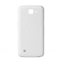 Tapa trasera color blanco para LG K4
