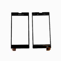 Tactil color negro Sony Xperia T3 D5102 D5103 D5106 M50W