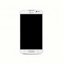 Pantalla LCD mas tactil con marco color blanco LG F70 D315