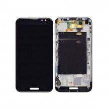 Pantalla LCD mas tactil con marco color negro LG Optimus G Pro E986
