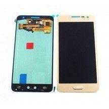 Pantalla LCD mas tactil color dorado para Samsung Galaxy A300