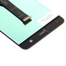 Pantalla LCD y tactil color dorado para Huawei Nova