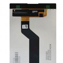 Pantalla LCD y táctil color blanco para Sony Xperia XA1 Ultra