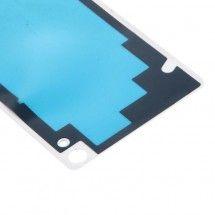 Tapa trasera en color amarillo para Sony Xperia XA Ultra