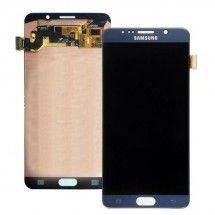 Pantalla LCD más táctil color dorado para Samsung Galaxy Note 5 N920