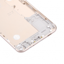Tapa trasera color Dorado para Samsung Galaxy C5