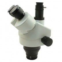 Microscopio 20/40X con soporte de brazo más cámara Taida TD-HU708A 14mpx