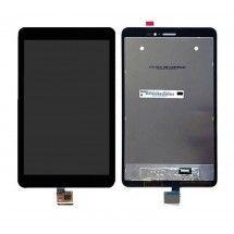 "Pantalla LCD y táctil color Negro para Huawei MediaPad T1 Por 8"" 823L"