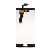Pantalla LCD y táctil color negro para Meizu M5s