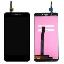 Pantalla LCD y táctil color negro para Xiaomi Redmi 4A