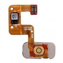 Flex botón Home lector huella color blanco para Lenovo Zuk 2