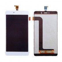 Pantalla LCD mas tactil color blanco Wiko Pulp Fab 4G