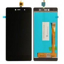 Pantalla LCD mas tactil color negro para Wiko Fever 4G