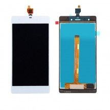 Pantalla LCD mas tactil color negro Wiko Pulp