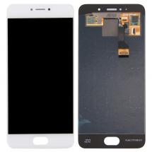 Pantalla LCD y táctil color blanco para Meizu Pro 6S