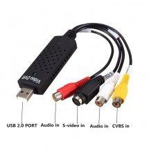 Adaptador de audio y vídeo USB 2.0 DVR