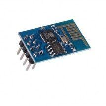 Módulo Wifi ESP8266 compatible Arduino