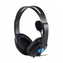 Auriculares cascos con micrófono para PS4